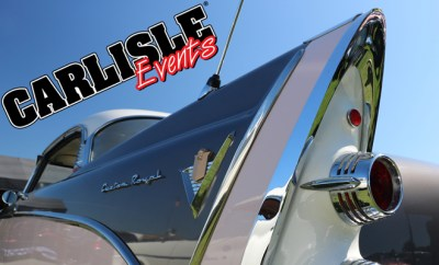 Carlisle Chrysler Nationals 2019 Cover Photo
