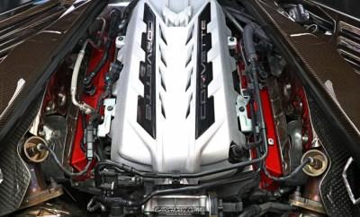C8 Corvette Cover Photo