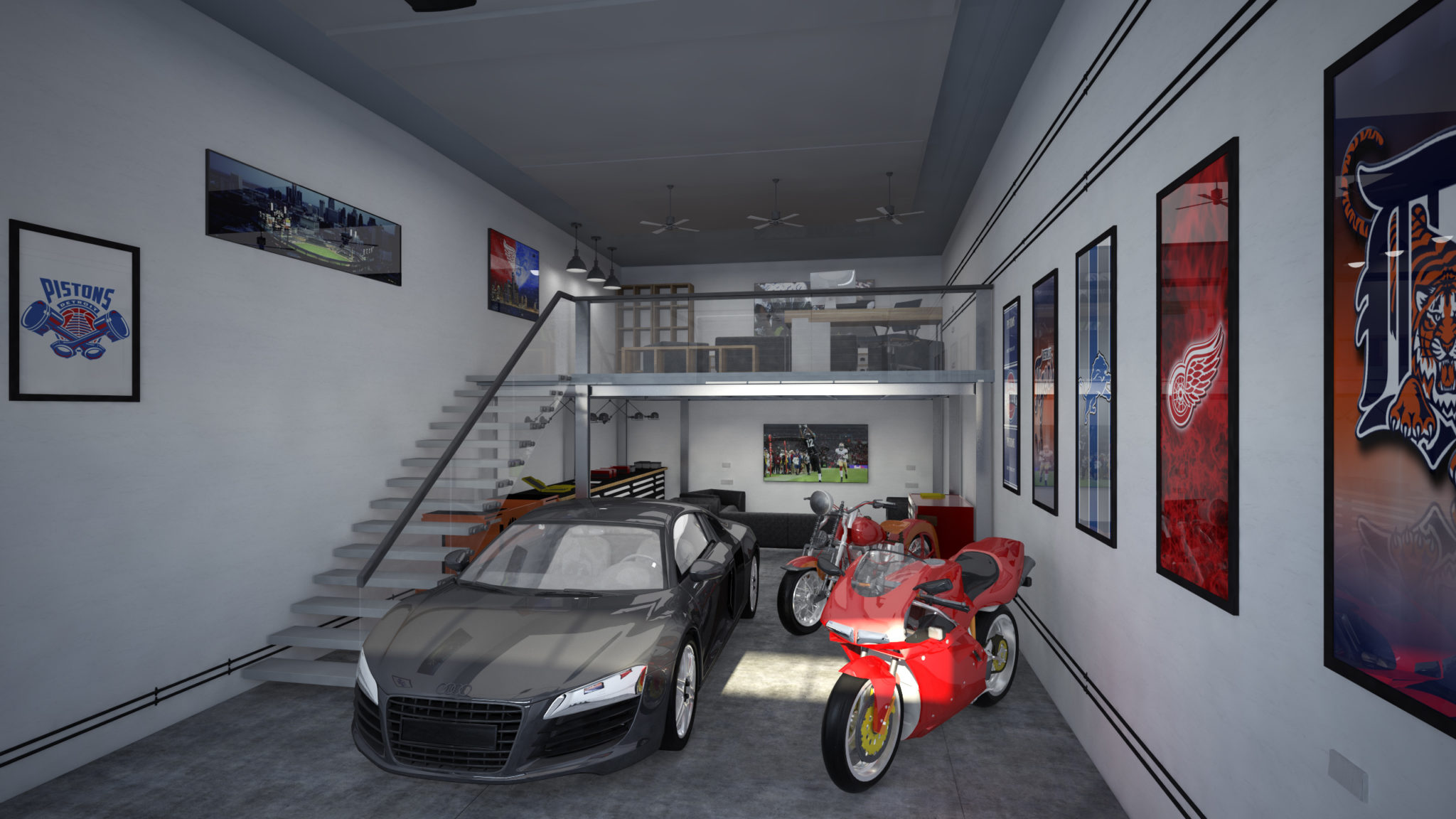 Luxurious Condos At The Race Track