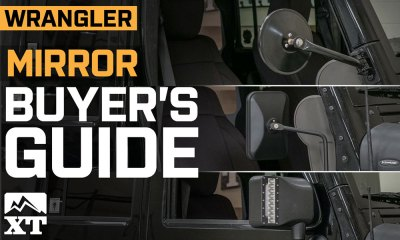 How to Choose Mirrors for Your Jeep Wrangler