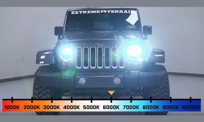 Jeep Wrangler Headlight Buyer's Guide