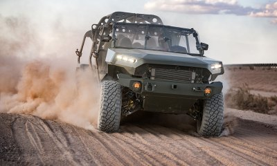 GM Defense Awarded a $214.3M Contract to Produce the U.S. Army's Infantry Squad Vehicle