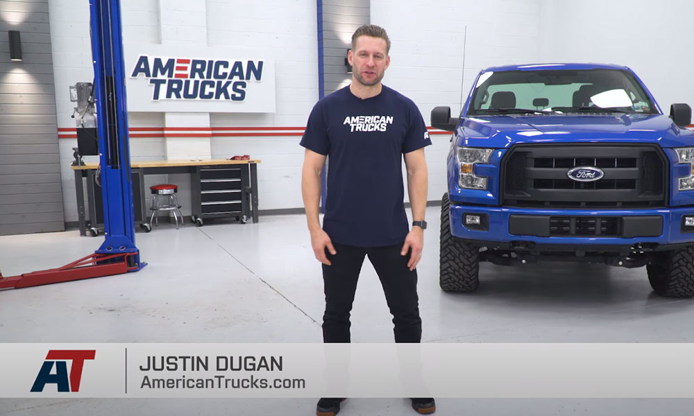AmericanTrucks Bumper Styles Tech Guide