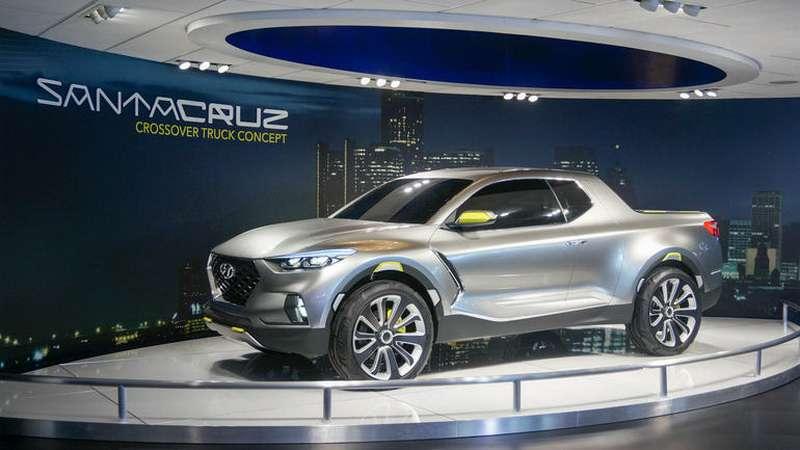 2019 Hyundai Santa Cruz Truck Price Release Date Engine