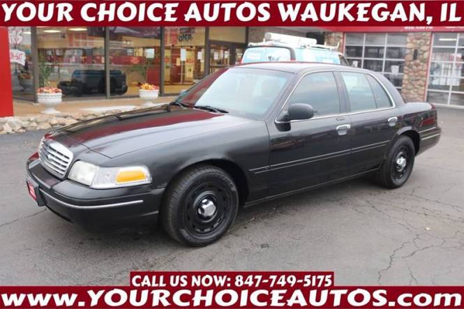 Used 2000 Jeep Cherokee Police Suv For Sale In Ferndale Mi