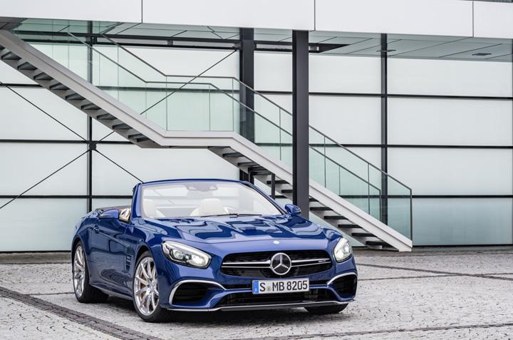2017 Mercedes Benz AMG SL65 Roadster - CARSNTRAVEL