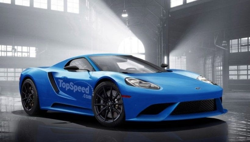 2020 Ford Gts Price Release Date Design Rumors