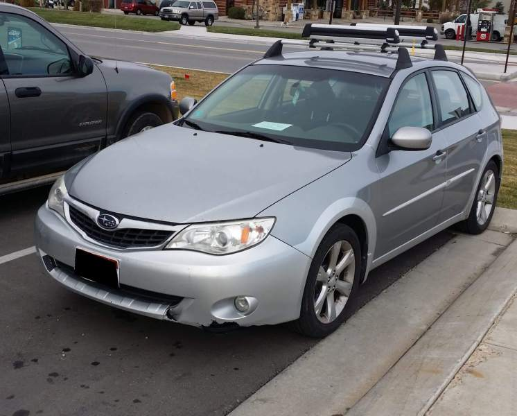 Car Sold for Cash       Sell a Car for Cash in Salt Lake City 2008 subaru impreza 118k miles  blown motor we paid  650 MORE