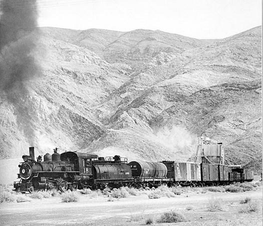 Dolomite siding (Pacific Railway Journal)