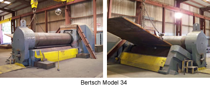 Bertsch Model 34