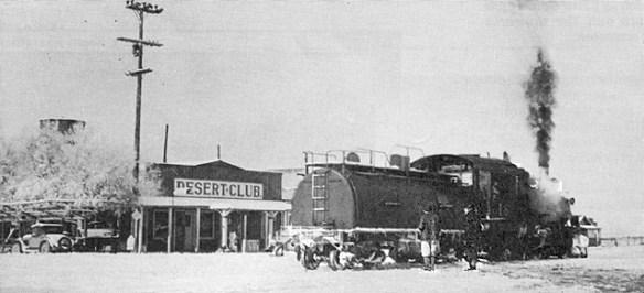 Fun in 1933 (Eastern California Museum)