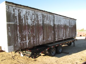 Our new boxcar #13