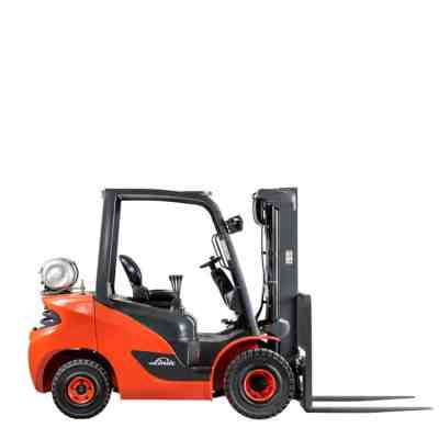 Linde 1219 - HT25T - HT32T Carson Material Handling