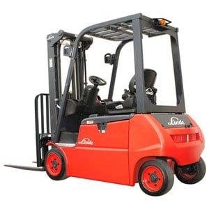 Linde Electric Counterbalanced Trucks Linde Forklift Carson Material Handling