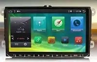 Car tablet android modelli volkswagen