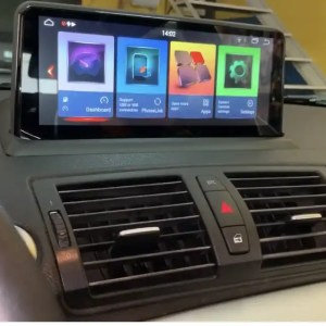 CAR TABLET Navigatore Android 10.25 pollici BMW Serie 1 E87 (2006-2012)