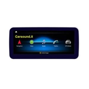 "10 ""Android GPS Navi Carplay per Benz GLA CLA W176 X156 W117 NTG4x"
