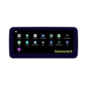 "10 ""Android  Carplay per Benz GLA CLA W176 X156 W117 NTG5x"