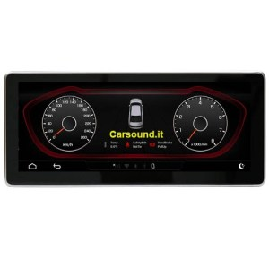 10″ Touchscreen Android USB GPS Navigation Carplay für Audi A4 8K B8 A5 MMI 3G