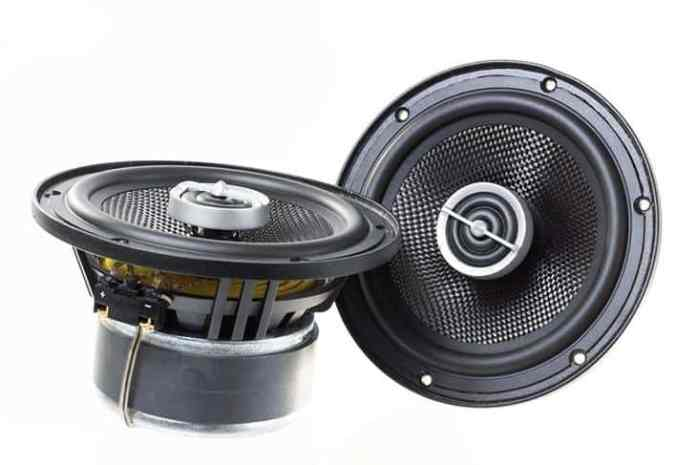 pioneer 6.5 coaxial speakers