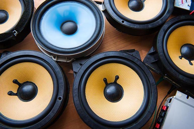 pioneer speakers cars