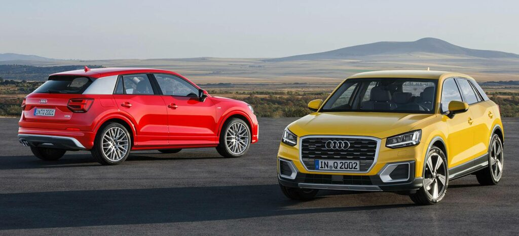 Audi Q2- Global Launch Expected By August 2016