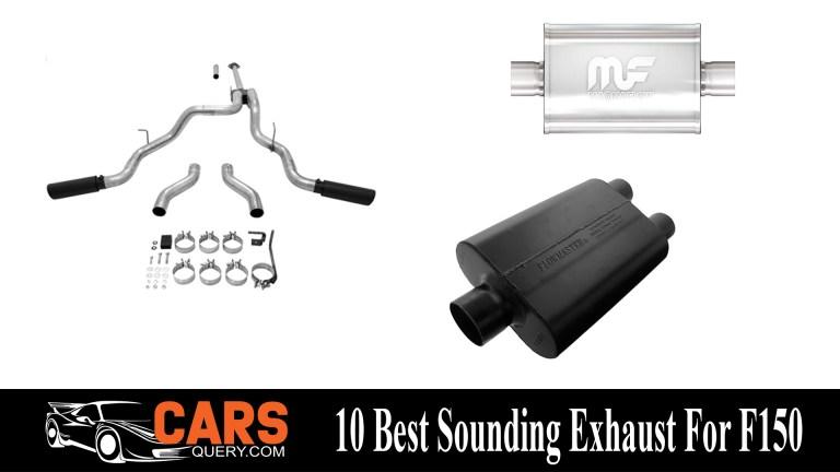 Top 10 Best Sounding Exhaust for F150