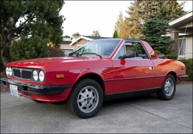 Lancia Beta Zagato For Sale