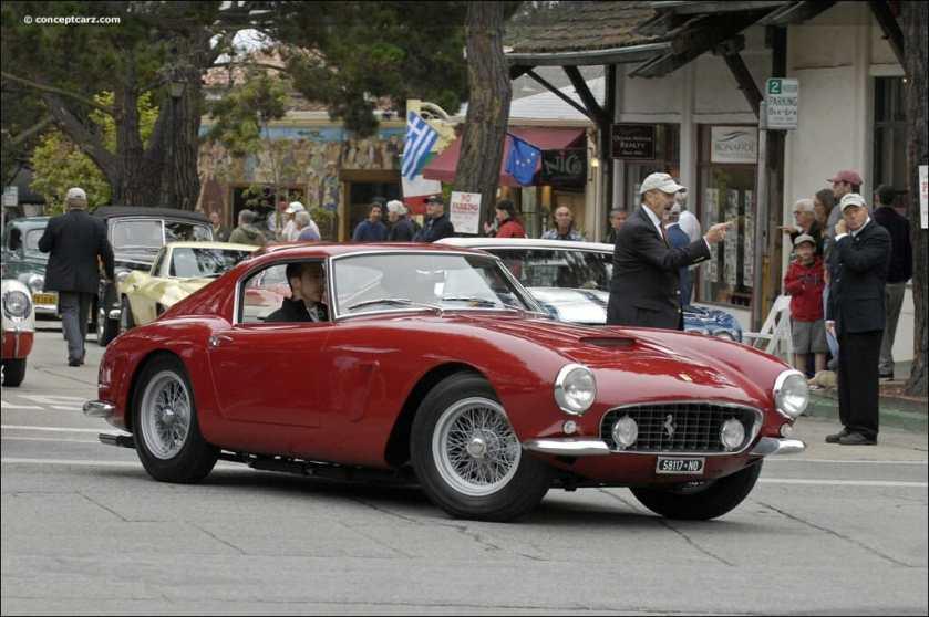 1960 Ferrari 250 Gt For Sale