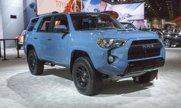 The 2019 4Runner Trail Price and Release date