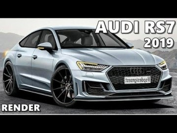 2019 Audi Rs7 Review