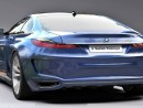The 2019 BMW 650I Convertible Spy Shoot