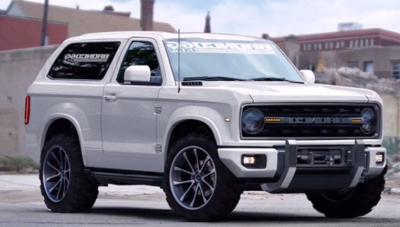 2019 Ford Bronco First Drive • Cars Studios : Cars Studios