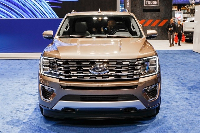 The 2019 Ford Expedition Redesign and Price