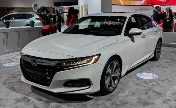 2019 Honda Accord Pictures First Drive
