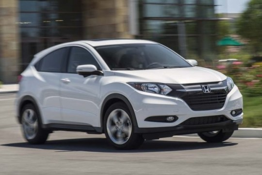 2019 Hr-V CRossover Overview