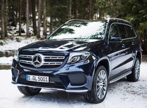 The 2019 Mercedes Gl Class New Interior