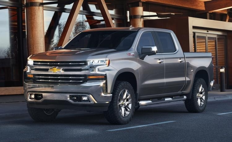 The 2019 Silverado 1500 2500 Hd First Drive