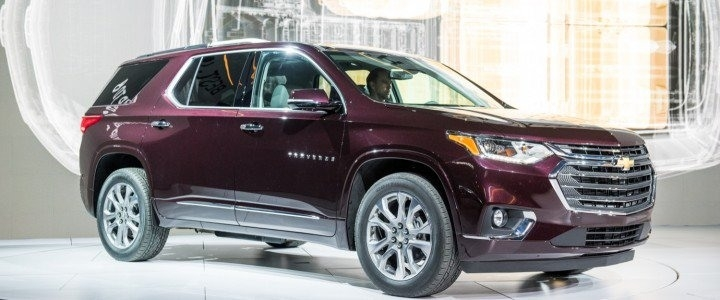 New 2019 Traverse Concept