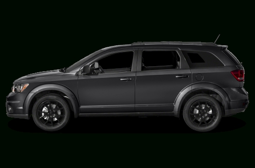 New 2018 Dodge Journey Spy Shoot