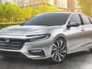 The 2018 Honda Insight Specs and Review