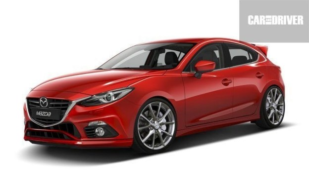 2018 Mazdaspeed 3 Price and Release date