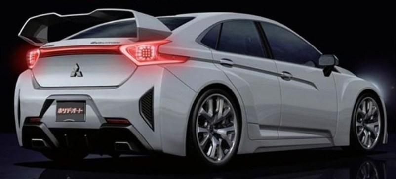 2018 Mitsubishi Evo Xi New Release