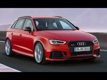 2019 Audi Rs3 Sportback Redesign