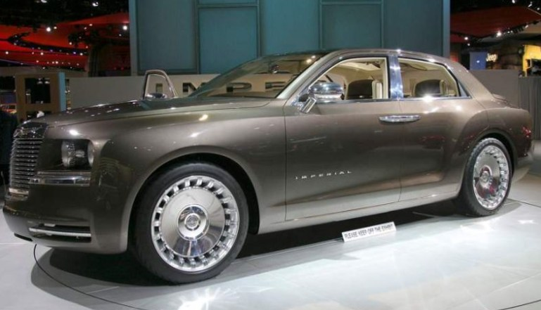 2019 Chrysler Imperial Pics Release date and Specs