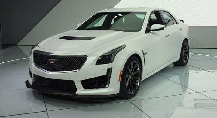 2019 Cts V Overview