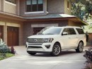 The 2019 Ford Expedition Spy Shoot