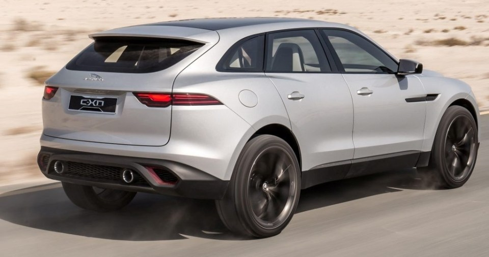 2019 Jaguar Xq CRossover Overview