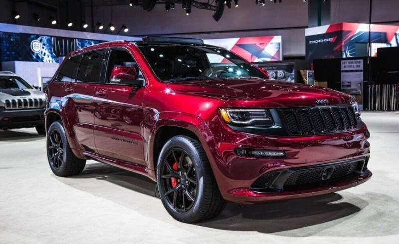 2019 Jeep Grand Cherokee Srt8 New Review