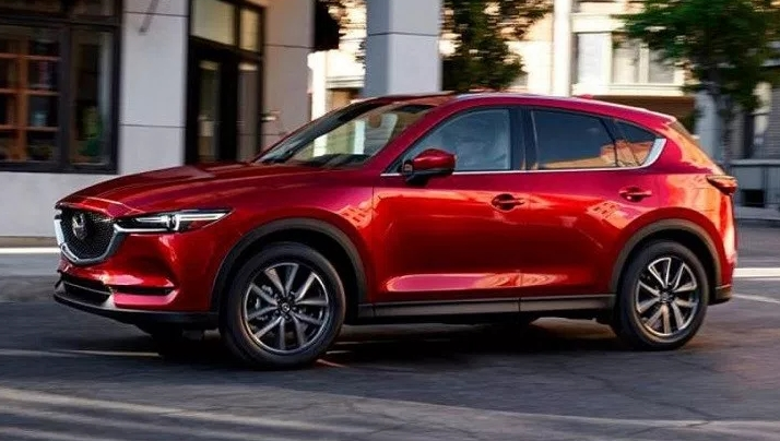 Best Cx5 Mazda 2019 Interior